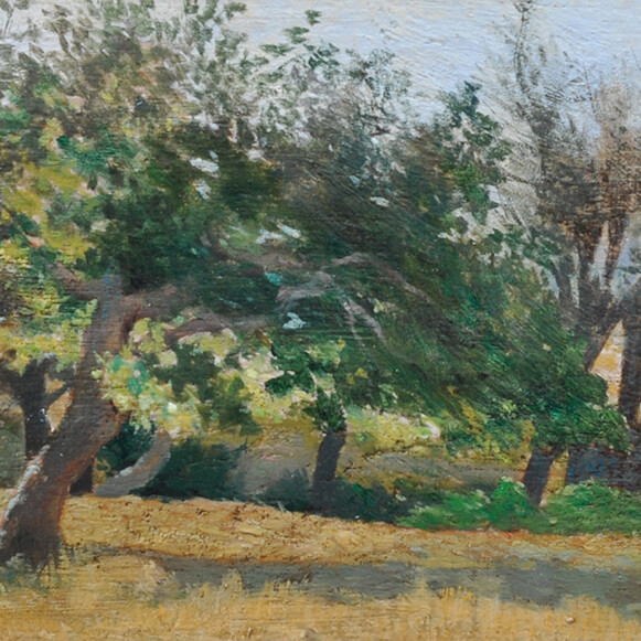 Giovanni Fattori quadri macchiaioli in vendita