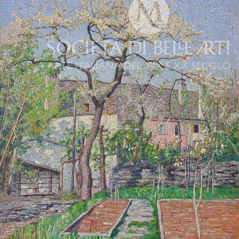 Carlo Fornara quadri vendita