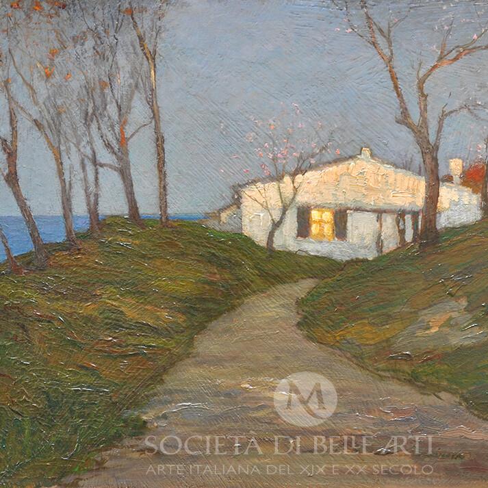 Pietro Fragiacomo dipinti in vendita
