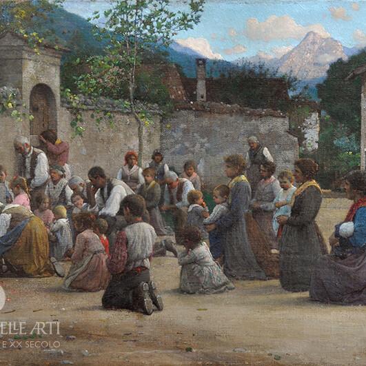 Luigi Nono quadri in vendita