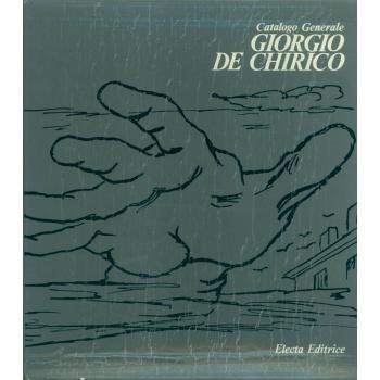 De Chirico Giorgio quadri e libri in vendita
