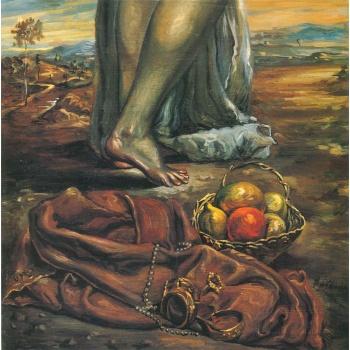 Giorgio De Chirico dipinti e libri in vendita