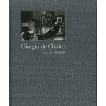Giorgio De Chirico opere importanti e libri in vendita