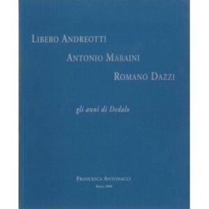 Libero Andreotti quadri e libri in vendita