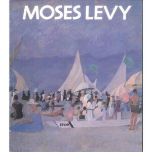 Moses Levy quadri e libri in vendita