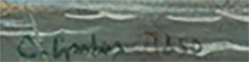 Carlo Grubacs dipinti in vendita