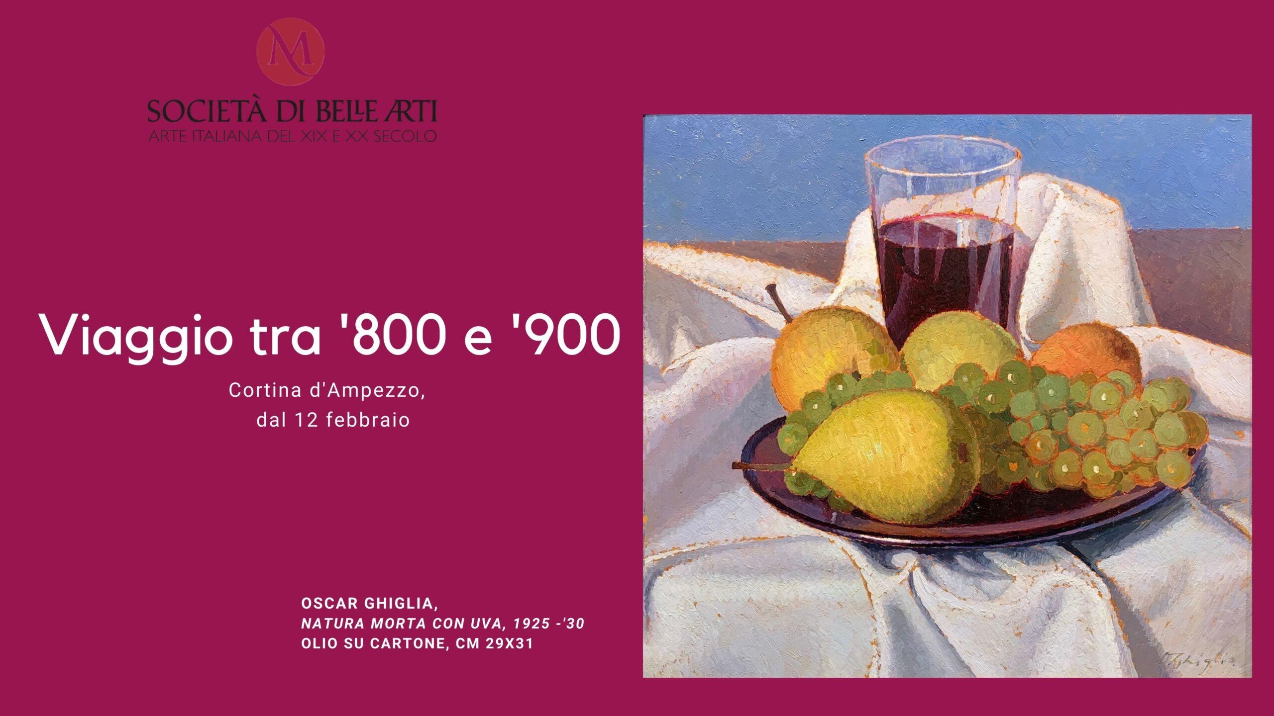 Oscar Ghiglia Vendita dipinti 800 e 900