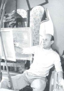 Giuseppe Viviani dipinti in vendita online